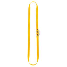 Petzl Anneau 60 cm geel